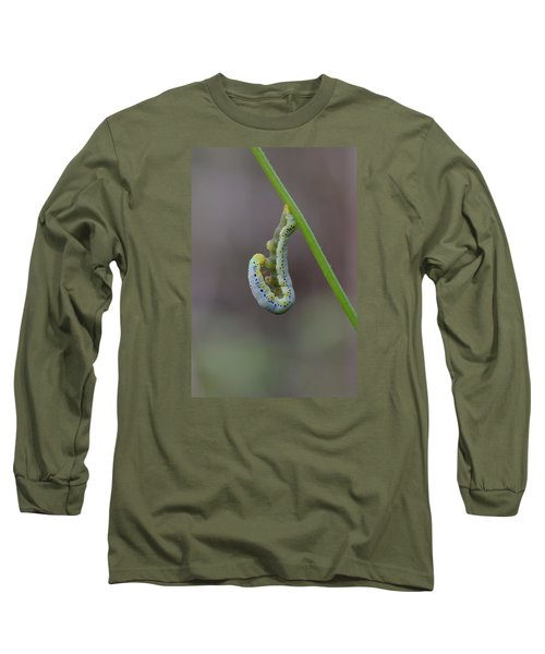 Hang, Then Reach Long Sleeve T-Shirt
