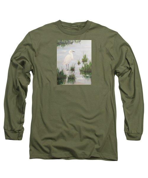 Hangin' At Bolsa Chica Long Sleeve T-Shirt