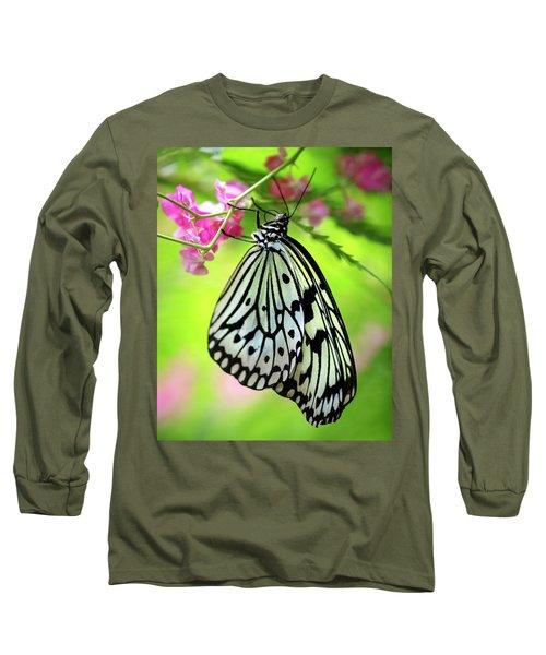 Hanging On  Long Sleeve T-Shirt