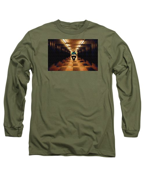 Long Sleeve T-Shirt featuring the photograph Hanging In The Balance by Mario Carini