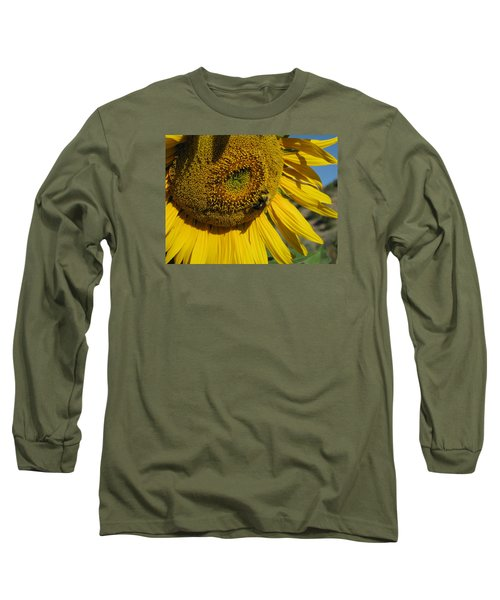 Happy Bumble Bee Long Sleeve T-Shirt