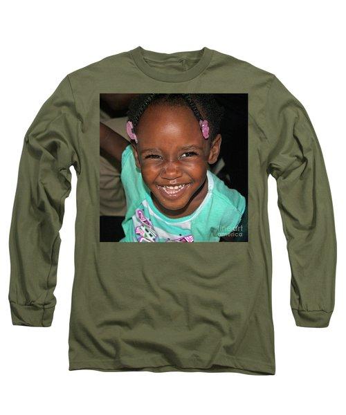 Happy Child Long Sleeve T-Shirt