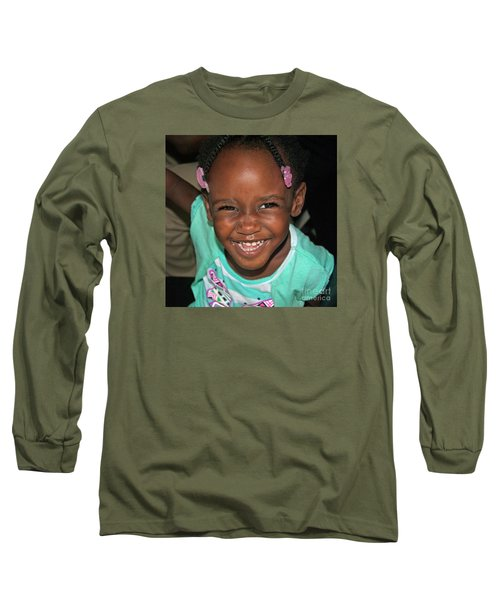 Happy Child Long Sleeve T-Shirt