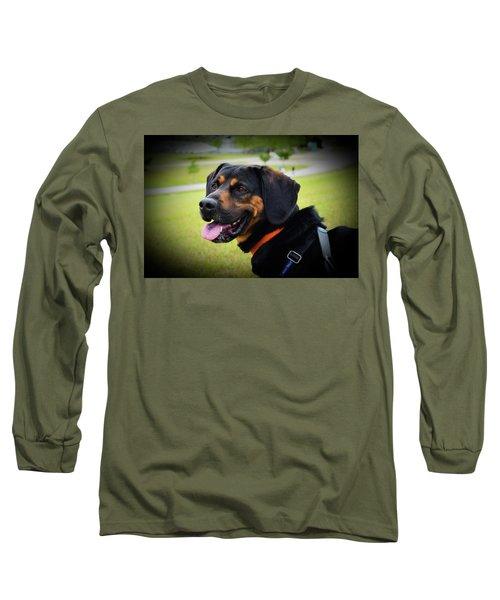 Happy Gus Long Sleeve T-Shirt
