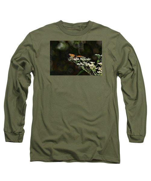 Happy Monarch Long Sleeve T-Shirt