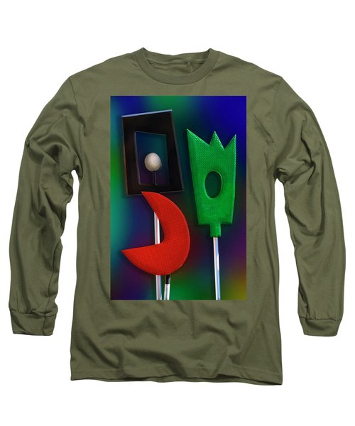 Long Sleeve T-Shirt featuring the photograph Happy Together  by Paul Wear
