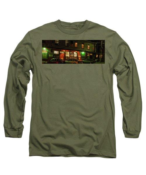 Harbor Fish Market Long Sleeve T-Shirt