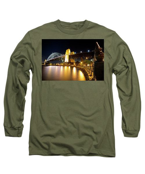 Harbour Fence Long Sleeve T-Shirt