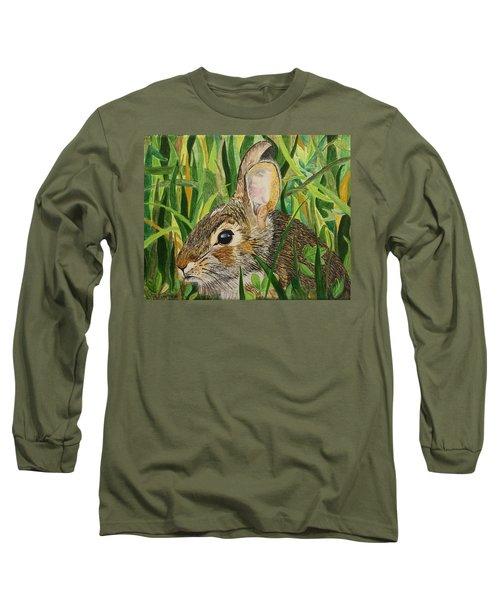 Hare's Breath Long Sleeve T-Shirt
