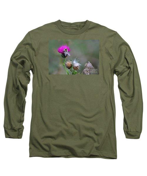 Harmony Long Sleeve T-Shirt by Cindy Manero
