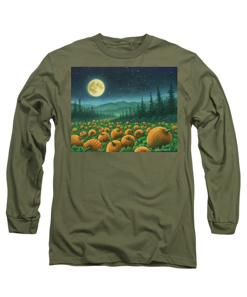 Harvest Moon 01 Long Sleeve T-Shirt