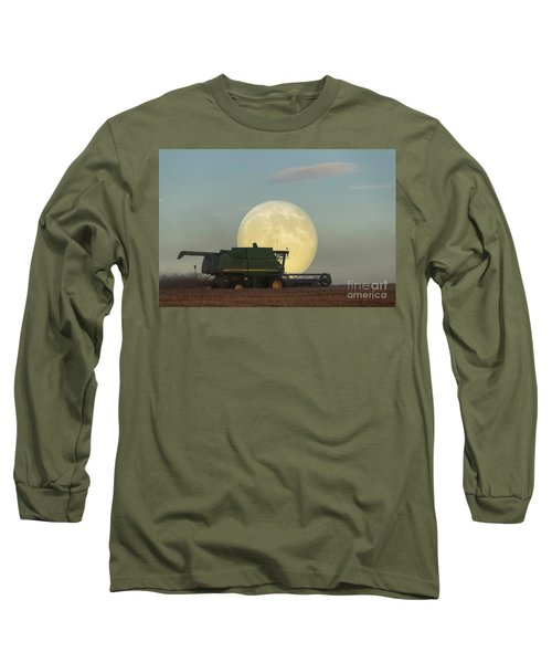 Harvest Moon Long Sleeve T-Shirt