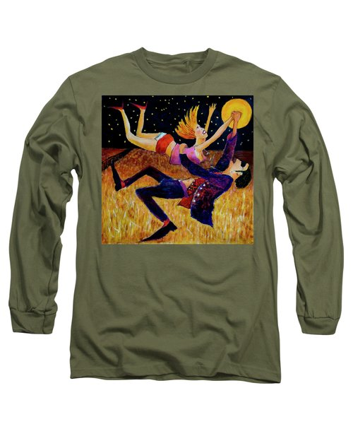 Harvest Moon Jive Long Sleeve T-Shirt
