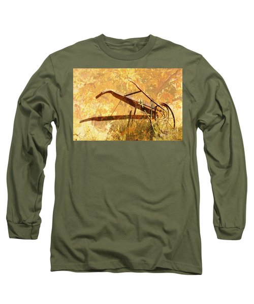 Harvest Plow Long Sleeve T-Shirt