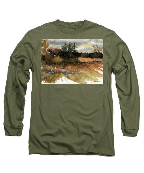 Harvest Snow Long Sleeve T-Shirt