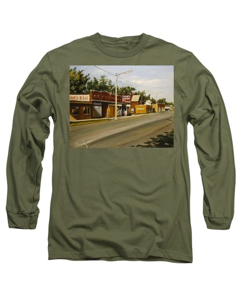Harvey Paint Store Long Sleeve T-Shirt
