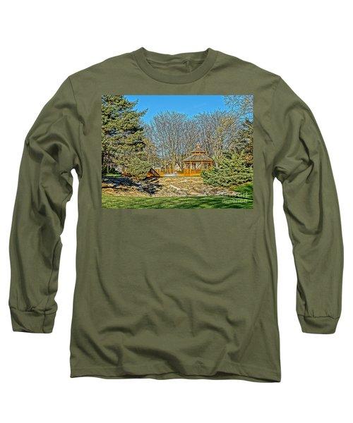 Harwycke Gazebo 1 Long Sleeve T-Shirt