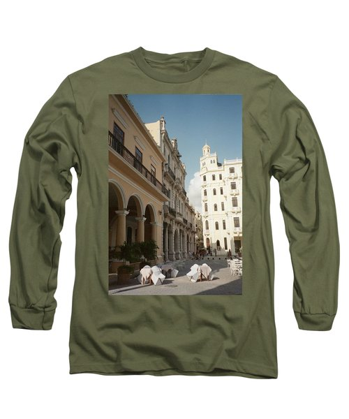 Havana Vieja Long Sleeve T-Shirt