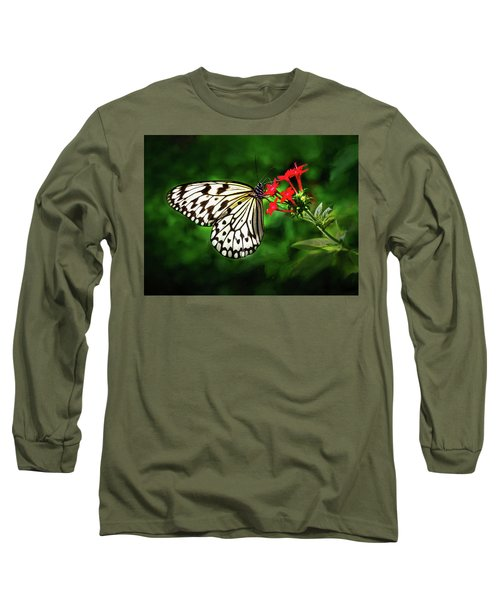 Haven't You Noticed The Butterflies? Long Sleeve T-Shirt