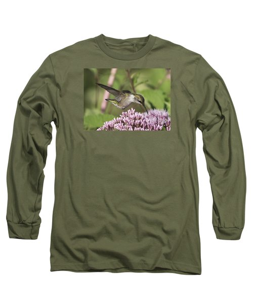 Having A Sip Long Sleeve T-Shirt