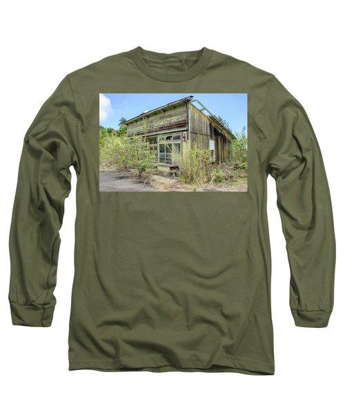 Hawaii Of Yesteryear Long Sleeve T-Shirt