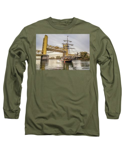 Hawaiian Chieftain   Long Sleeve T-Shirt