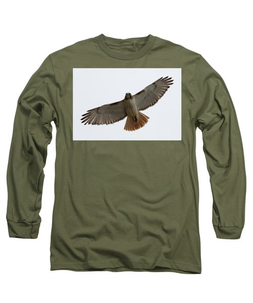 Hawk Overhead Long Sleeve T-Shirt