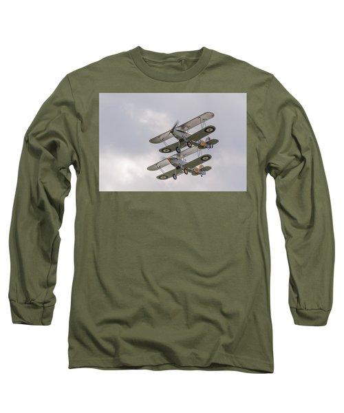 Hawker Nimrods Long Sleeve T-Shirt