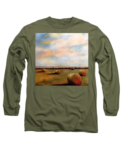 Hay Field Long Sleeve T-Shirt
