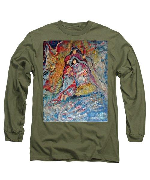 He Dwelt Among Us Long Sleeve T-Shirt