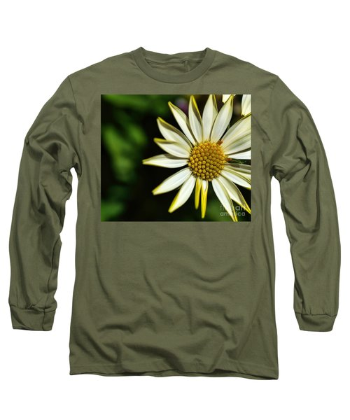 He Loves Me Long Sleeve T-Shirt by Diana Mary Sharpton