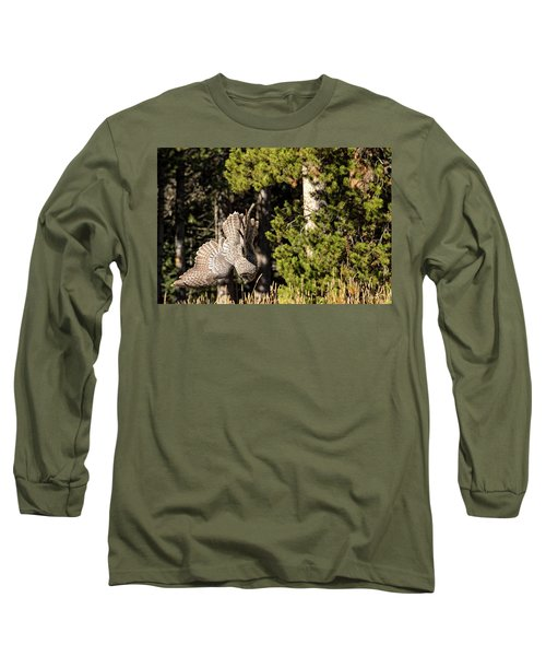 Head First Long Sleeve T-Shirt