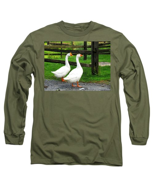 Headin' Home Long Sleeve T-Shirt