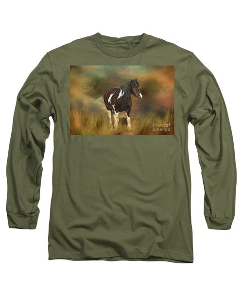 Heading For Home Long Sleeve T-Shirt