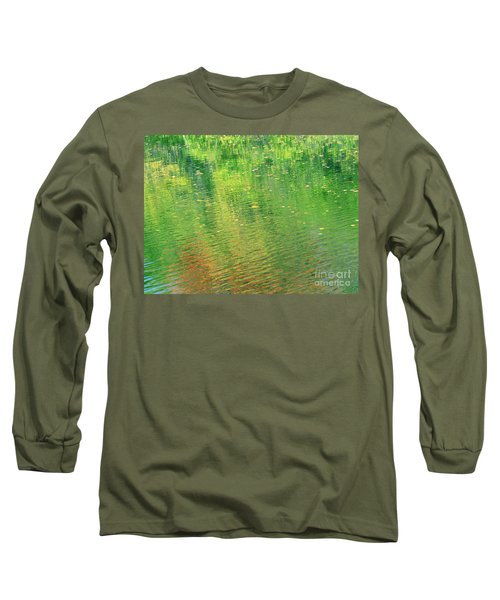 Healing In All Forms Long Sleeve T-Shirt
