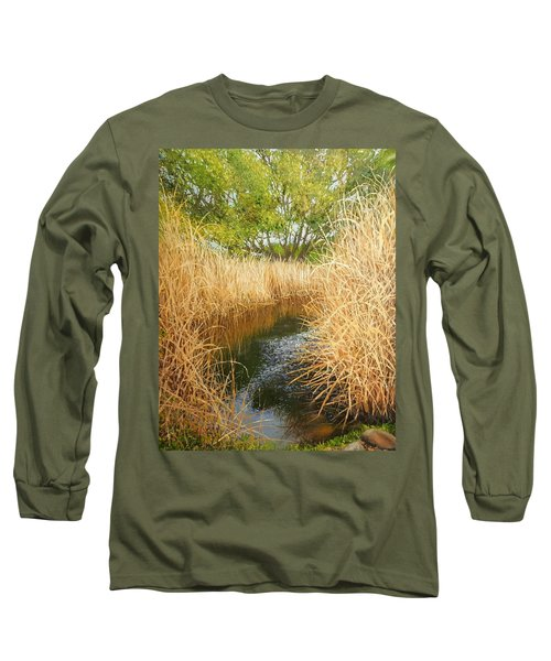 Hear The Croaking Frogs Long Sleeve T-Shirt