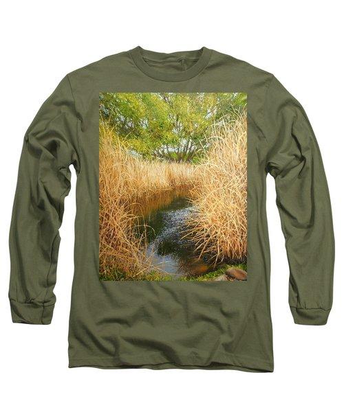 Hear The Croaking Frogs Long Sleeve T-Shirt