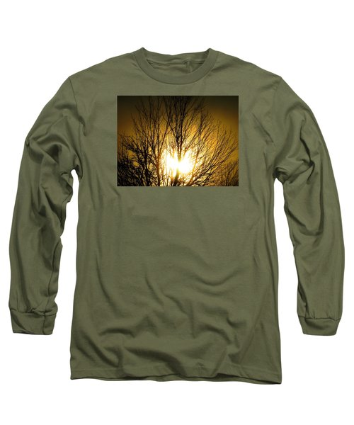 Heart Of The Sun Long Sleeve T-Shirt