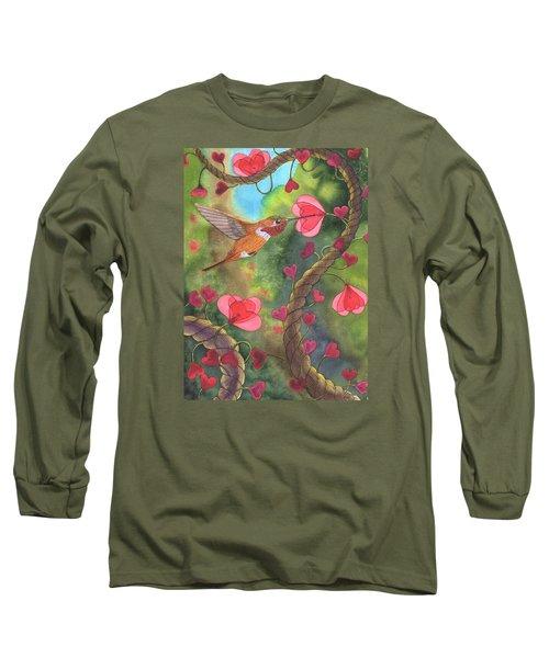 Heart Twine Long Sleeve T-Shirt