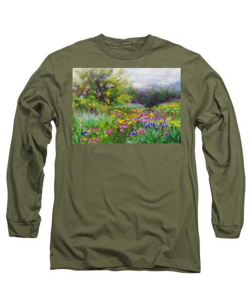 Heaven Can Wait Long Sleeve T-Shirt