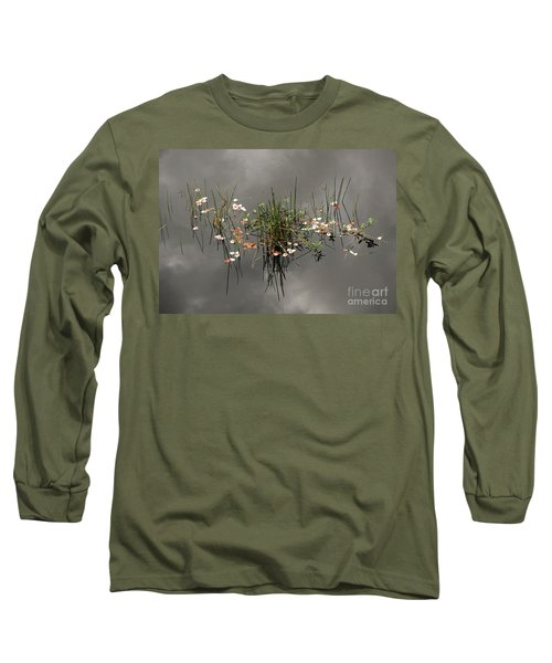 Heaven In The Swamp Long Sleeve T-Shirt