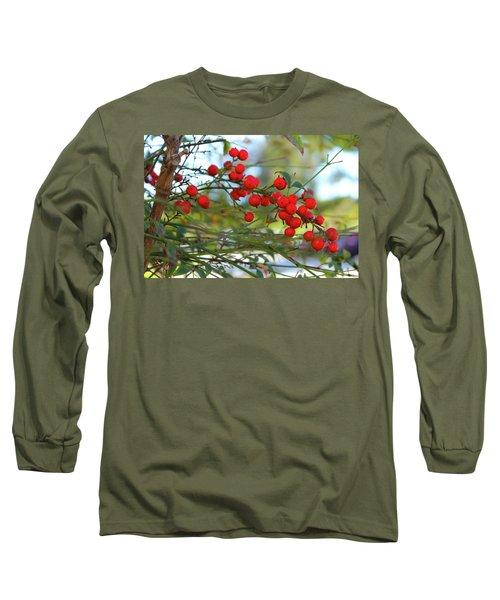 Heavenly Bamboo Long Sleeve T-Shirt