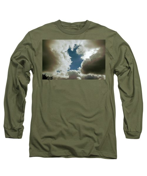 Majestic Clouds  Long Sleeve T-Shirt