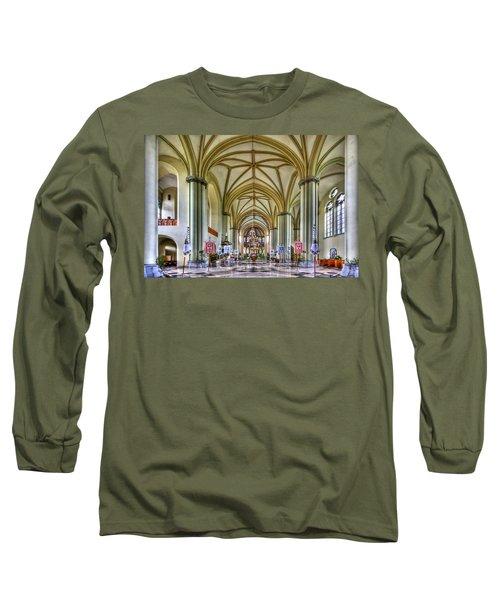 Heavenly Long Sleeve T-Shirt
