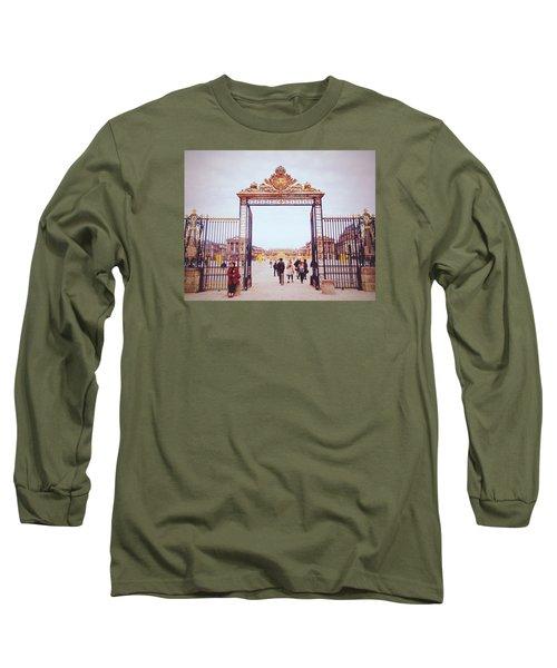 Heaven's Gates Long Sleeve T-Shirt by Ashley Hudson
