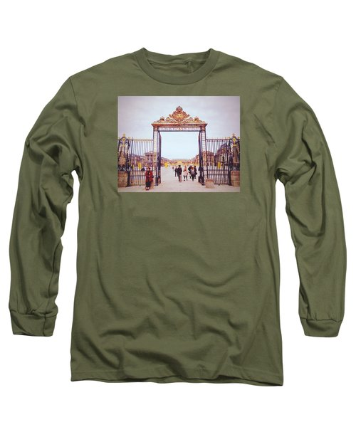 Heaven's Gates Long Sleeve T-Shirt