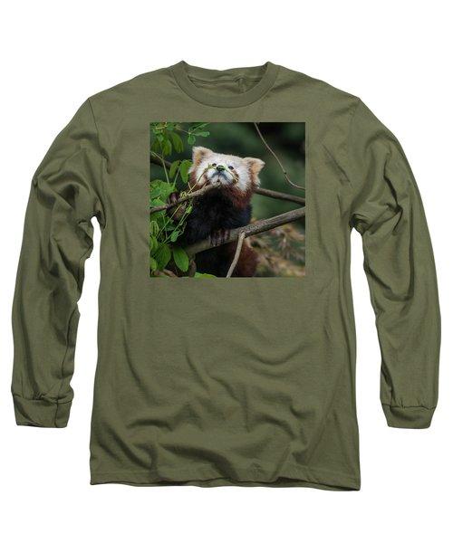 Heavenwards Long Sleeve T-Shirt by Greg Nyquist