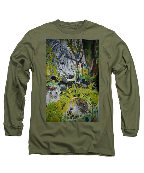 Hedgies Long Sleeve T-Shirt