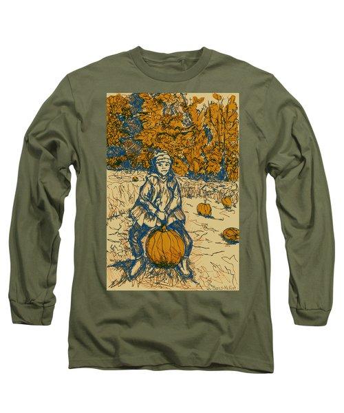 Hefty Haul Long Sleeve T-Shirt