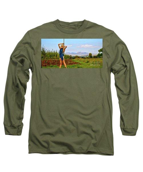 Heidi Estrella #1 Long Sleeve T-Shirt